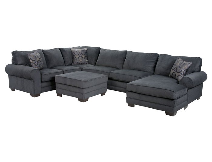 The Charisma Sofa Sectional