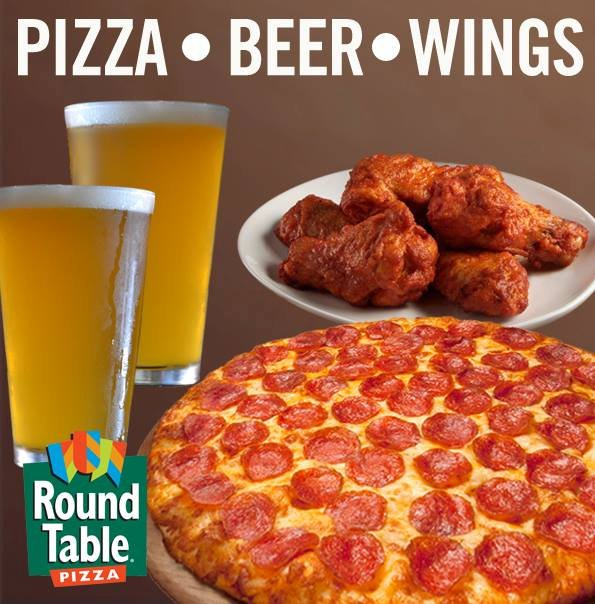 awesome Round Table Pizza Wings Part - 13: #ShopCorona #RoundtablePizzaCorona #pizza #wings #beer #happyhour #lunch  #dinner #takeout #dineout #sportsbar #winebar #pizzadelivery #CoronaCA