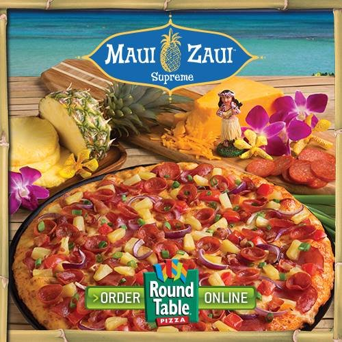 Round Table Pizza Restaurant Lunch Buffet Banquet Room - Round table pizza lunch special