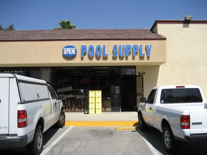 Supreme Pool Supply