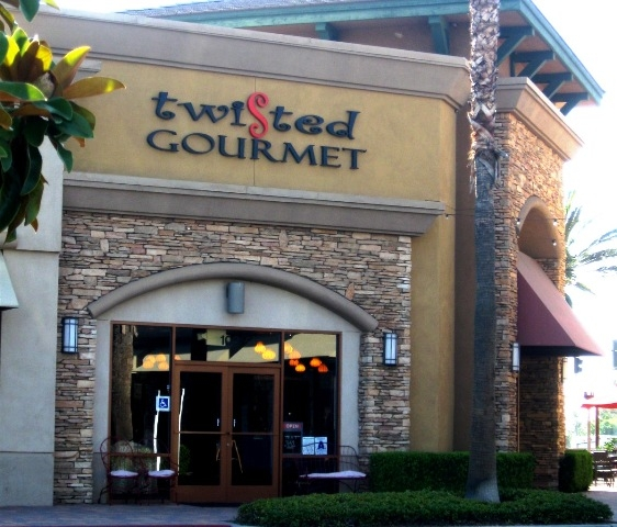 Twisted Gourmet